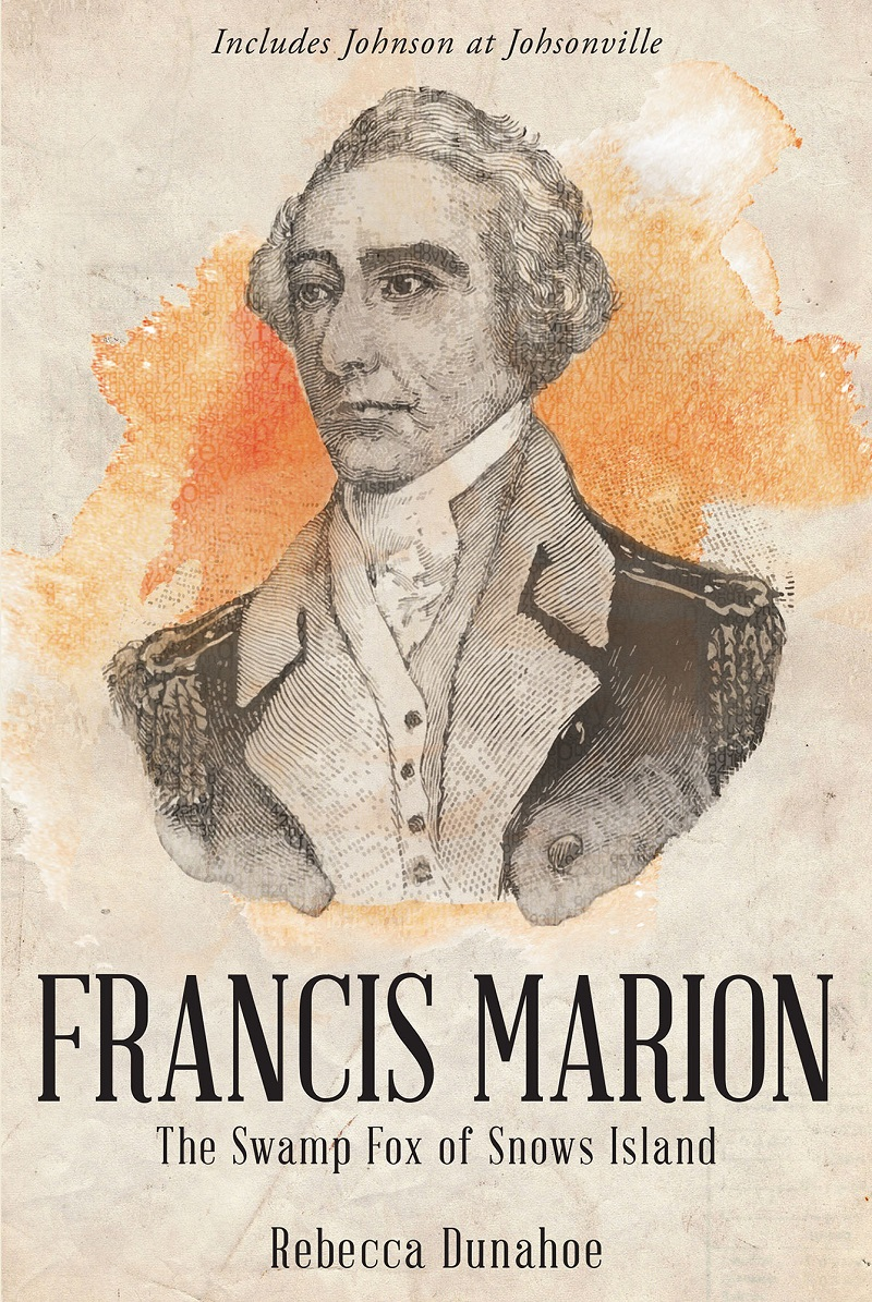 francis marion Come on boys let us go back as for this damned old fox, the devil himself could not catch him british lt colonel banastre tarleton's comments after pursuing colonel francis marion.