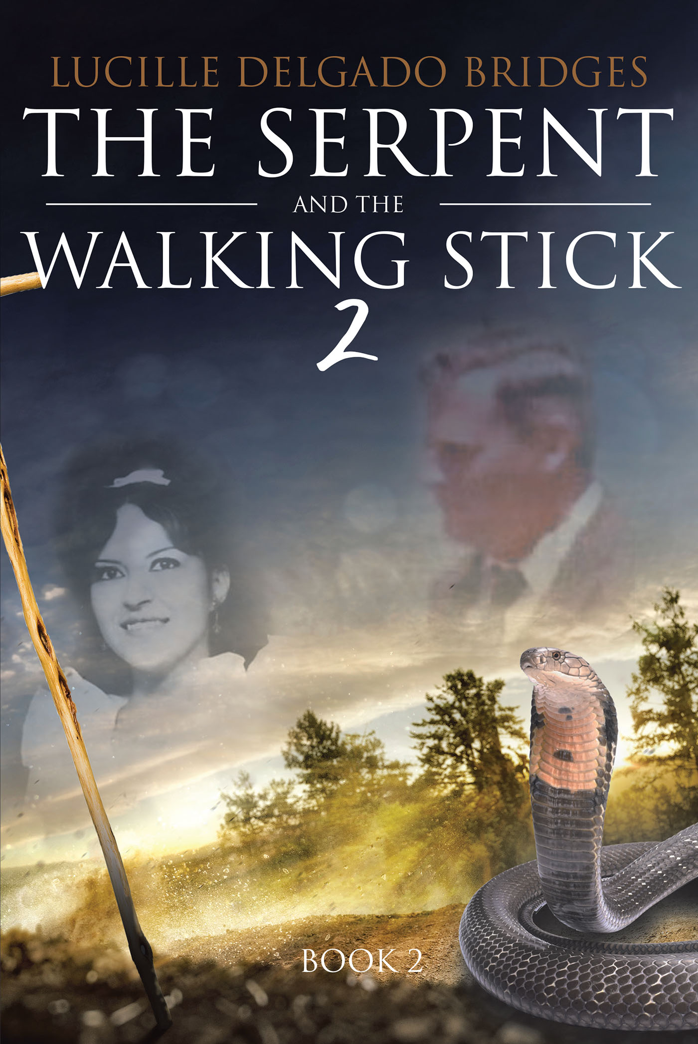 The Serpent and the Walking Stick 2