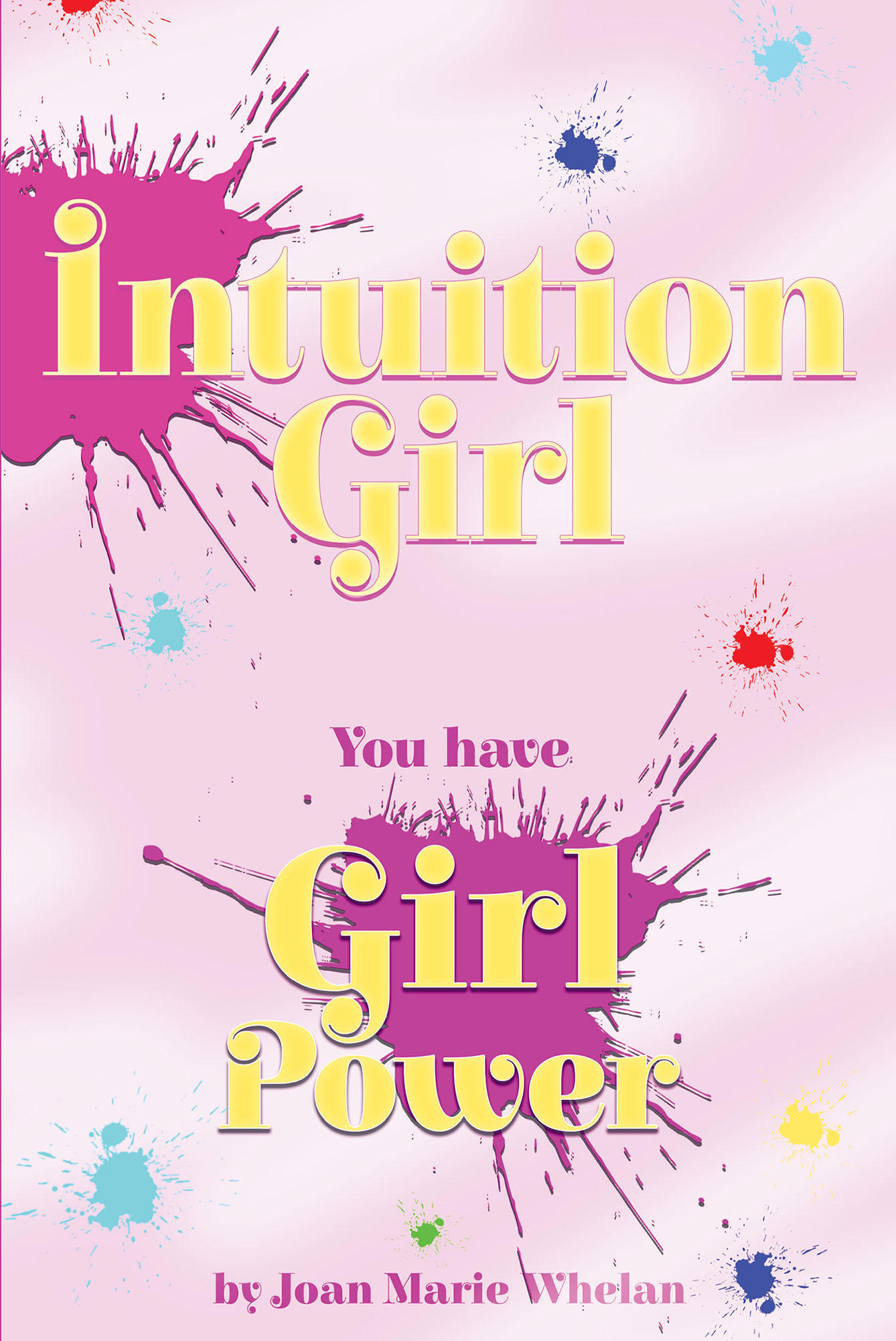 Intuition Girl. The gift of ... d39e6d101b4e